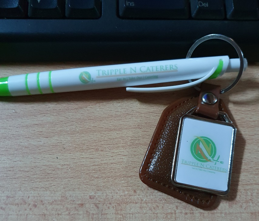 Pen and Key Holder